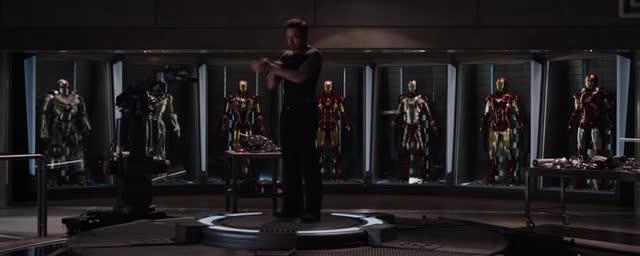 Iron Man 3  2013 CZ dabing
