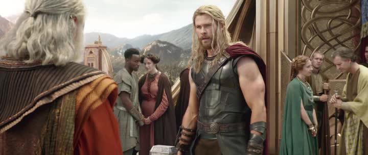 Thor 3 Ragnarok 2017 CZ dabing