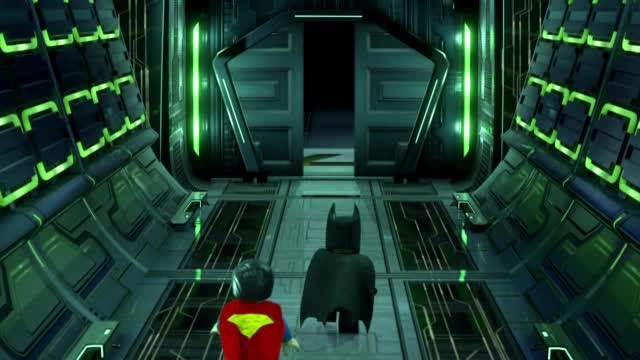 Lego Batman animovany  2013  cz dabing