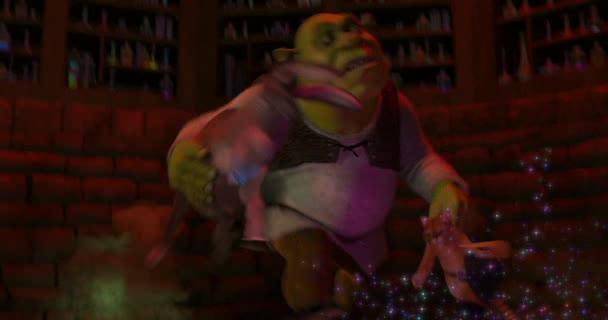 Shrek 2  2004  by mitch