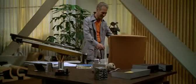 Sklenene peklo  1974 DVD CZ