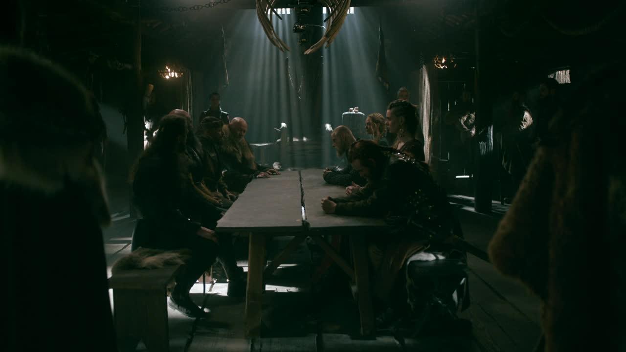 Vikingove S06E10 CZ titulky HD
