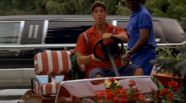 Billy Madison  1995 CZdab