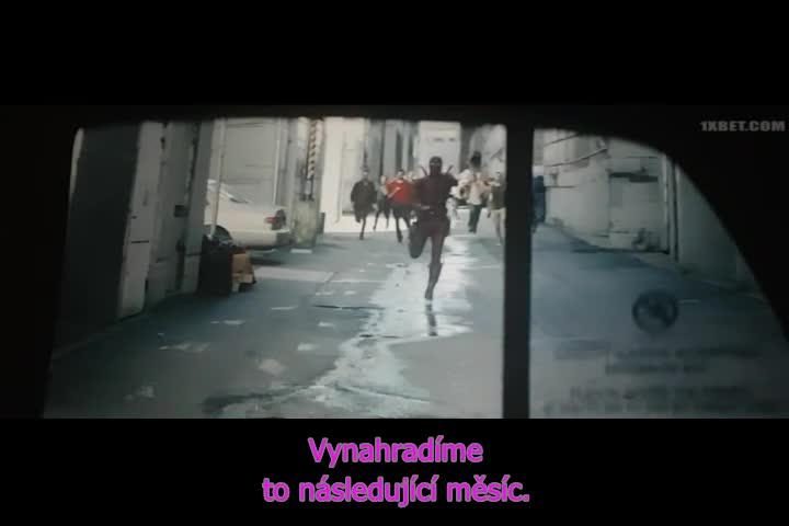 Deadpool 2 2018 CZ tit v obraze akcni komedie Novinka