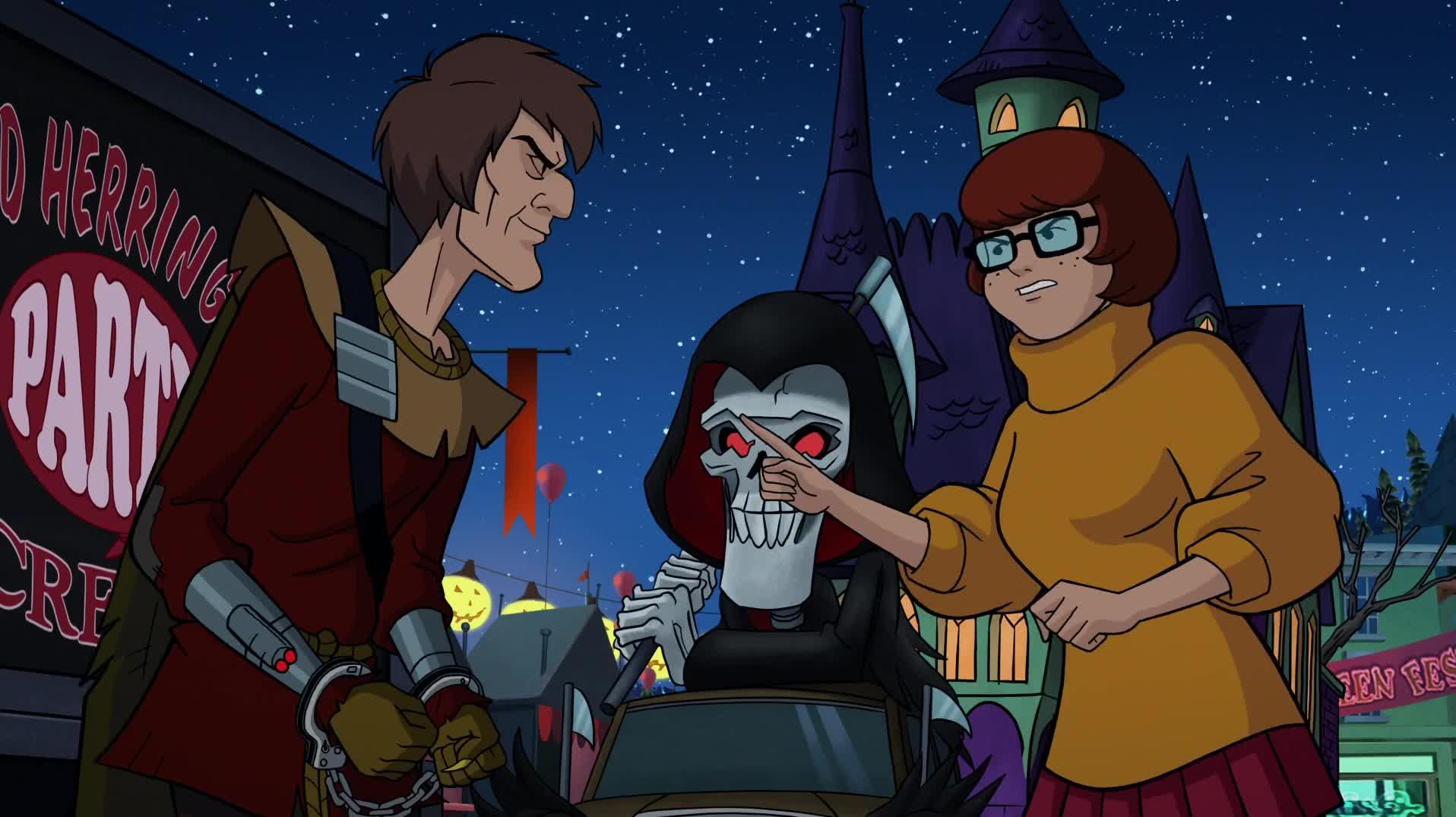 Stastny Halloween Scooby-Doo 2020 CZ titulky HD