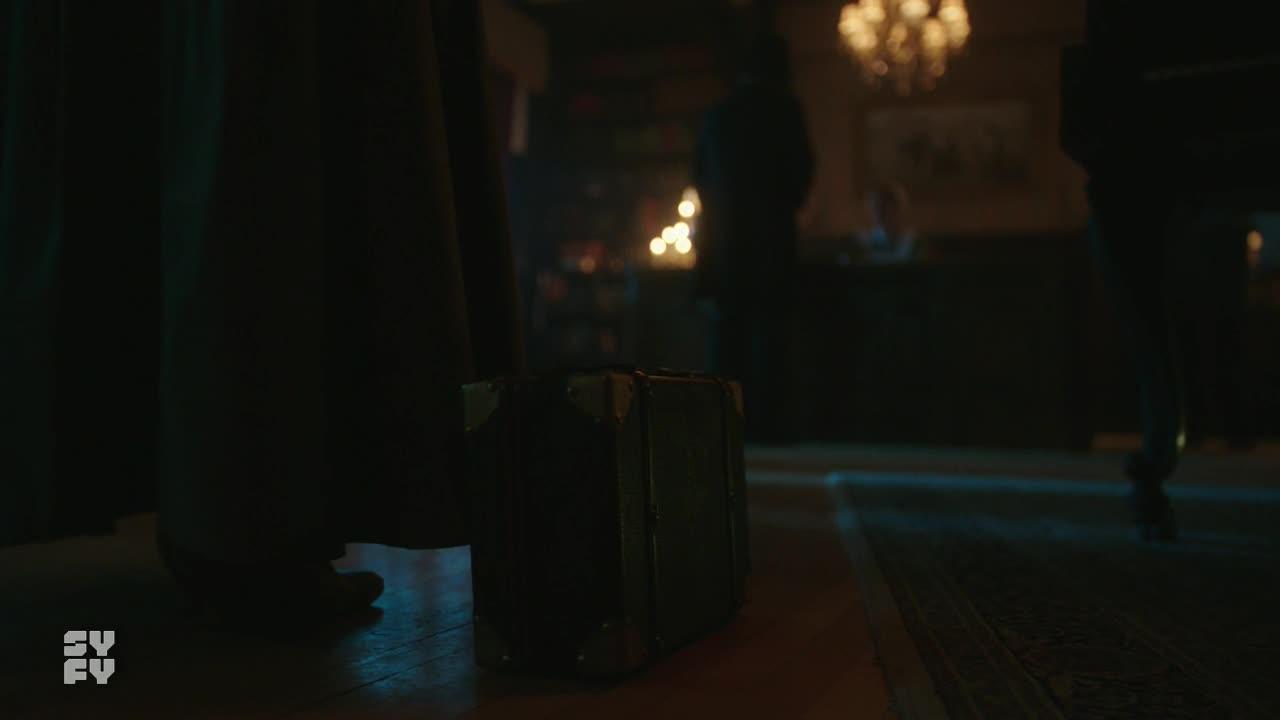 Van Helsing S03E02 CZ titulky 720p