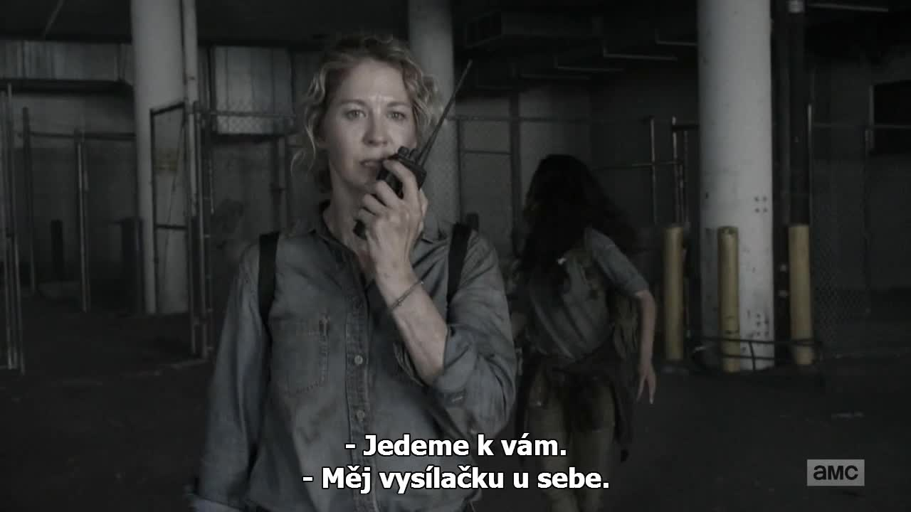 Fear the Walking Dead S04E15 Cz Titulky Gabi