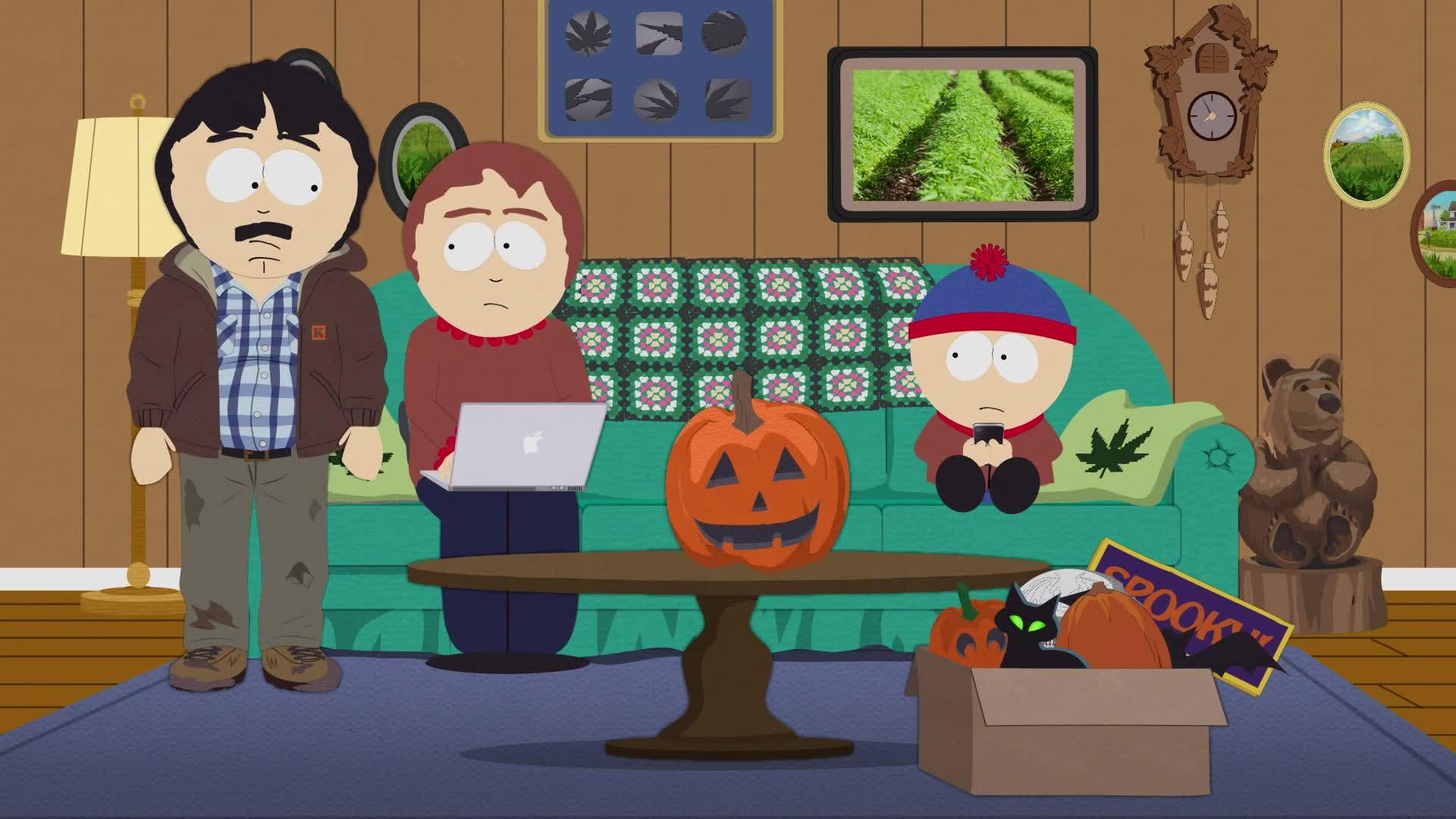South Park   S23E05   Halloweensky special farem Tegrida  CZ dabing 1080p