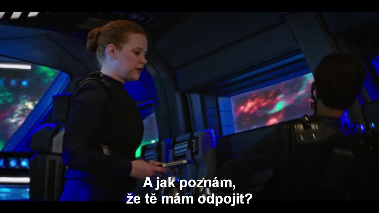 Star Trek Discovery S01E06  CZ titulky