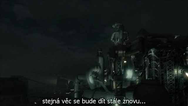 Final Fantasy VII 2005 Advent Children Cz Titulky