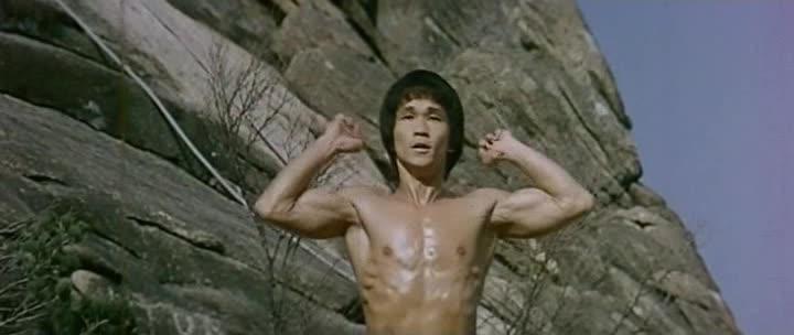Bruce Li a Shao lin Kung Fu 1977