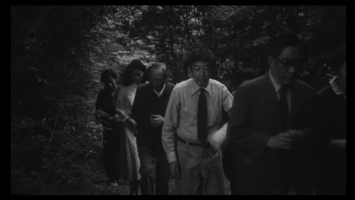 Cerny dest 1989 FILM  Osudy lidi po atomovem vybuchu v Hirosime  1989