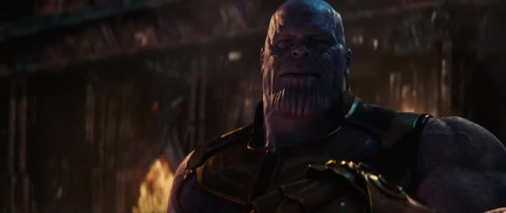 Avengers Infinity War CZ  2018