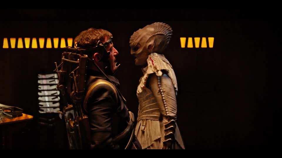 Star Trek Discovery S01E05 Choose Your Pain 540p SK titulky