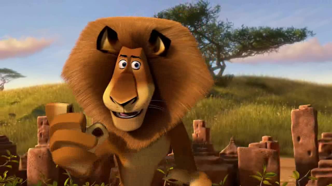 Madagaskar 3  2012 CZ dabing