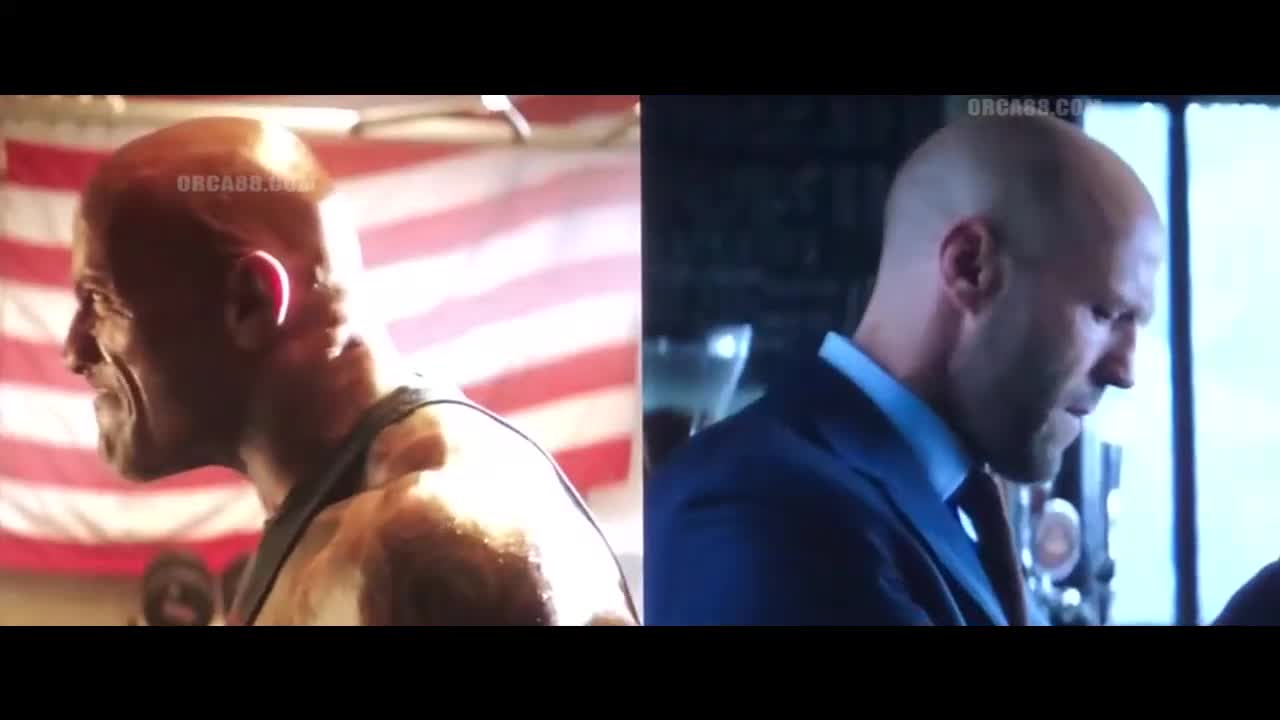 Rychle a zbesile Hobbs a Shaw 2019 CZ titulky 720p Akcni  Krimi  Thriller  Komedie