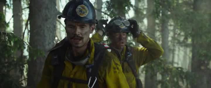 Only The Brave 2017 cz tit v obraze Super hasicska drama