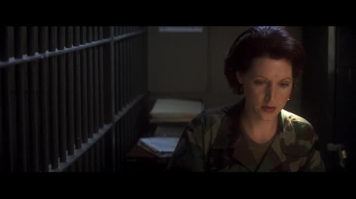 Posledni pevnost  2001 DVD CZ