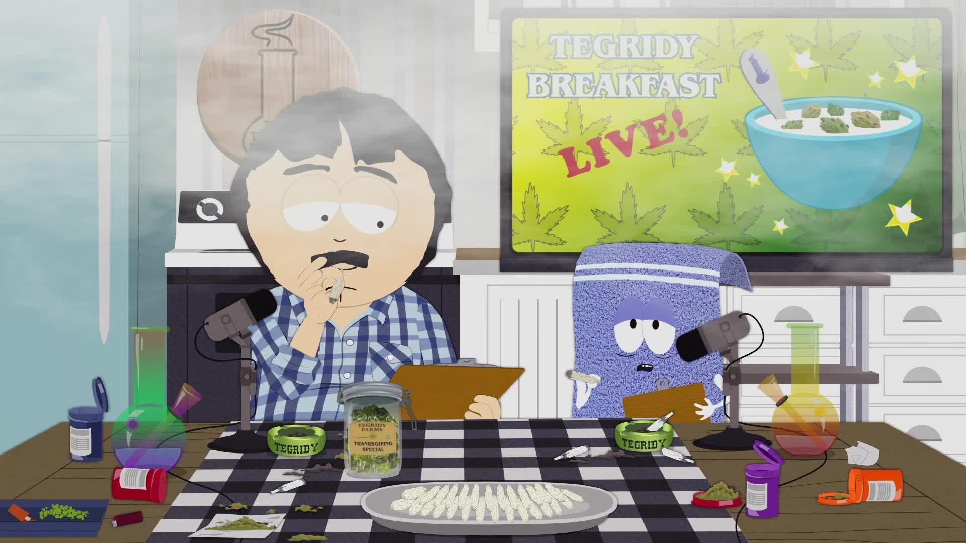 South Park   S23E06   Posledni trava  CZ dabing 1080p