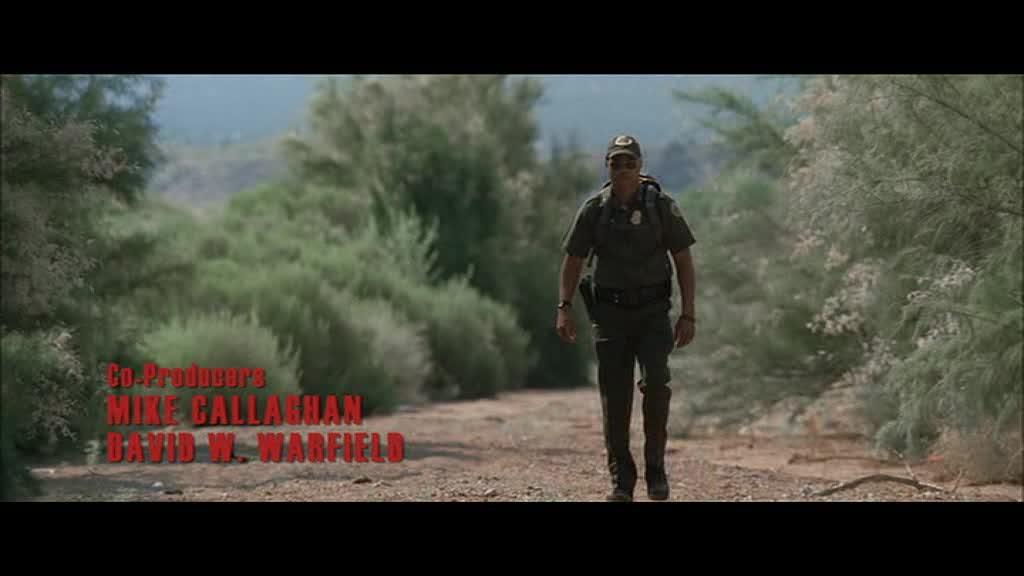 Krvava hranice  2008 DVD CZ
