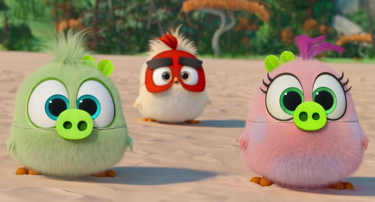 Angry Birds ve filmu 2 2019 CZ dabing HD