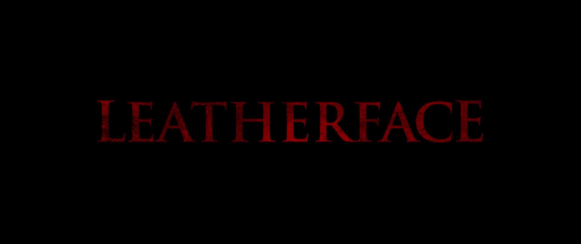 Leatherface   zrozeni 2017 CZ dabing HD