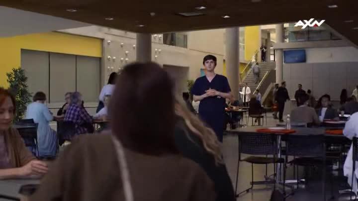 Dobry doktor S02E02 CZ dab