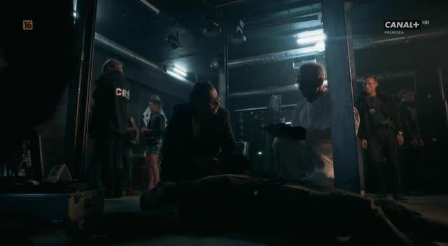Belfer S02E08 CZ titulky