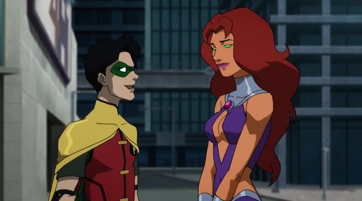 Teen Titans The Judas Contract 2017 HDRip XviD AC3 EVO