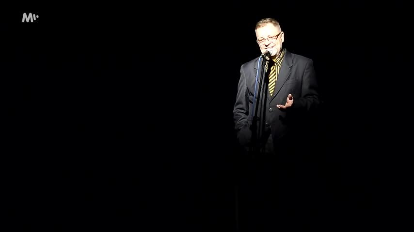 Divadlo Sklep - Antivirova Besidka divadelni zaznam 2018 CZ