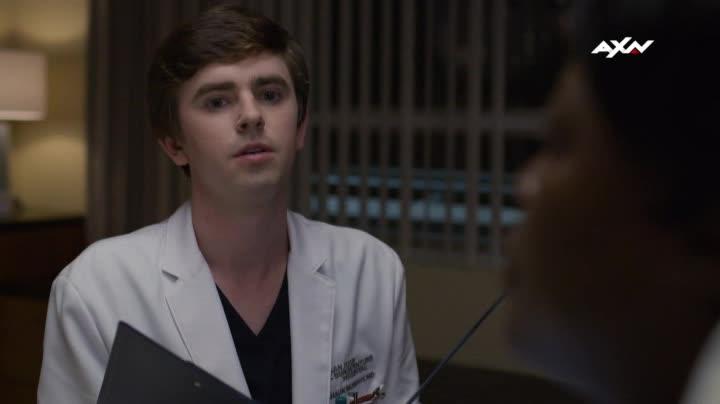 Dobry doktor S02E08 CZ dab