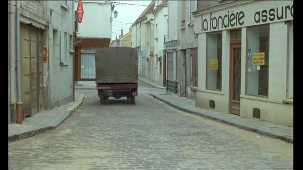 Sedma rota za uplnku   1977  Komedie valecny  Francie  80 min