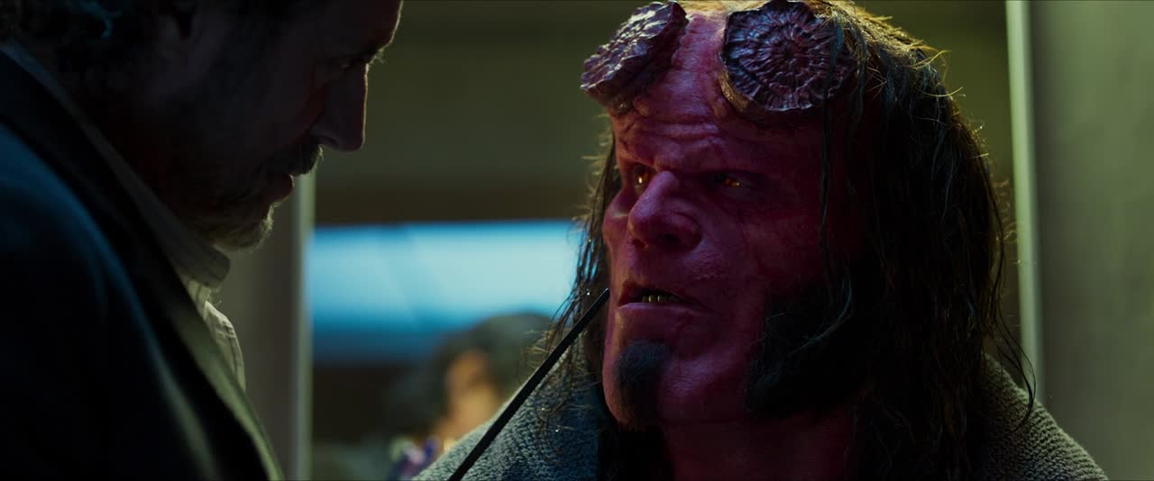 Hellboy 2019 720p BluRay CZ dabing Akcni  Fantasy  Dobrodruzny  Sci Fi