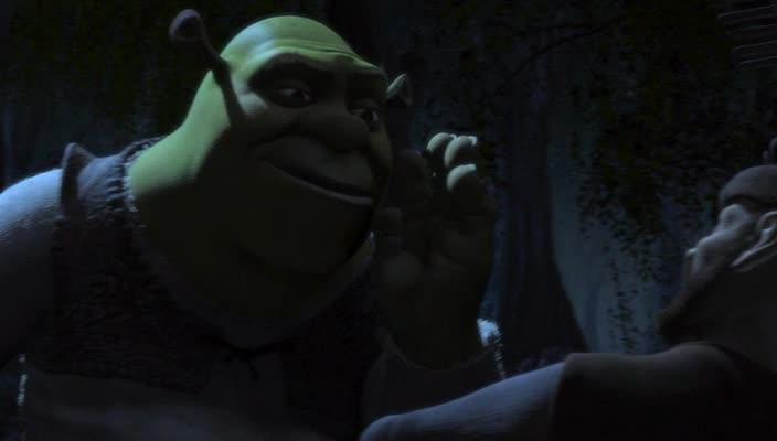Shrek 1  2001 CZ dabing