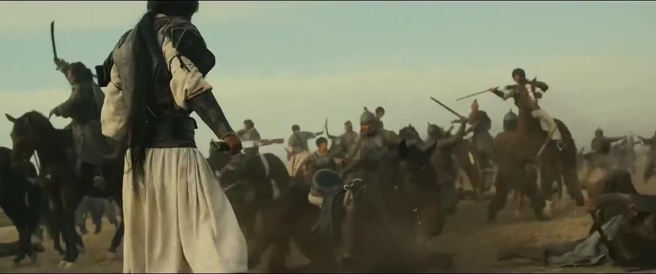 Ahn siseong - The Great Battle 2018 SK titulky HD