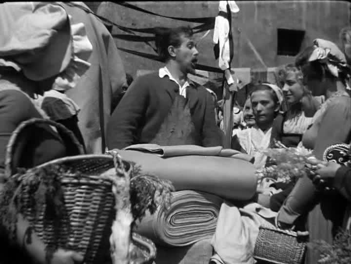 Pysna princezna 1952 CS pohadka