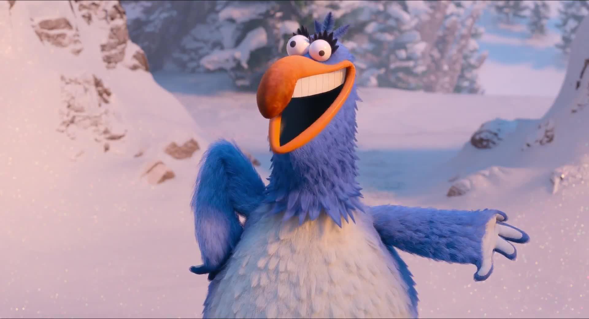 Angry Birds ve filmu 2 2019 CZ dabing Animovany
