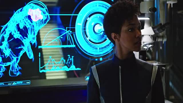Star Trek Discovery S01E04 SK titulky