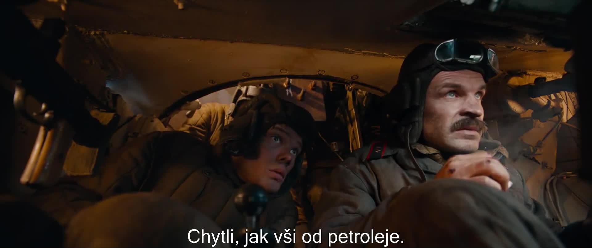 T 34  2018 CZ titulky Drama Valecny Historicky