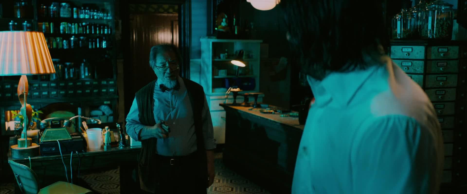 John Wick  2019 CZ dabing HD 1080p