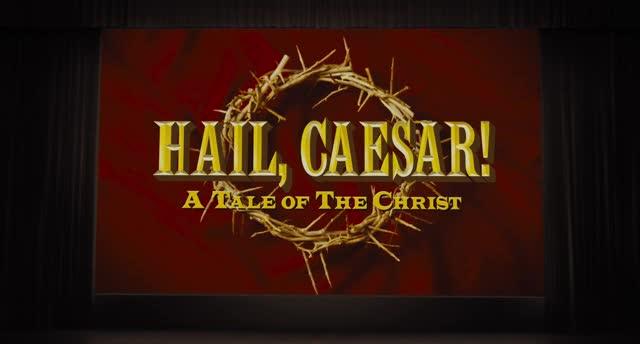Ave  Caesar  CZ dabing  2016  Hail  Caesar  Komedie   Drama   Muzikal