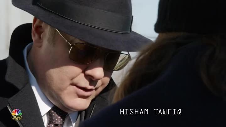 The Blacklist S05E12 CZ titulky