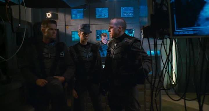 Hvezdna pechota 3 Skryty nepritel   Starship Troopers 3 Marauder   2008 DVDrip CZdabing