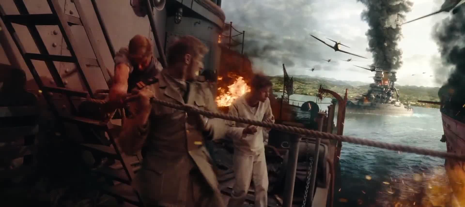 Bitva u Midway 2019 CZ titulky HD
