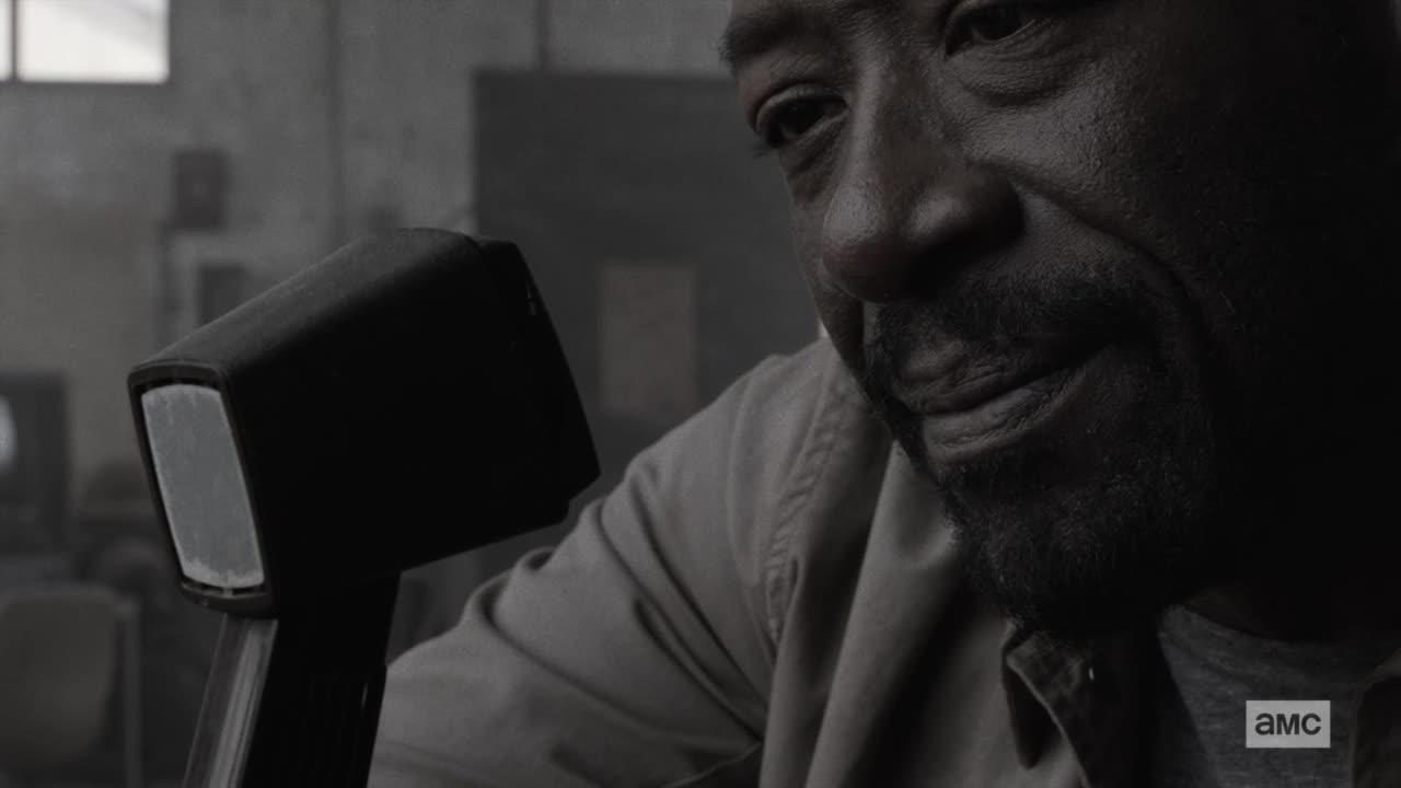 Zivi mrtvi Pocatek konce S05E08 CZ titulky HD