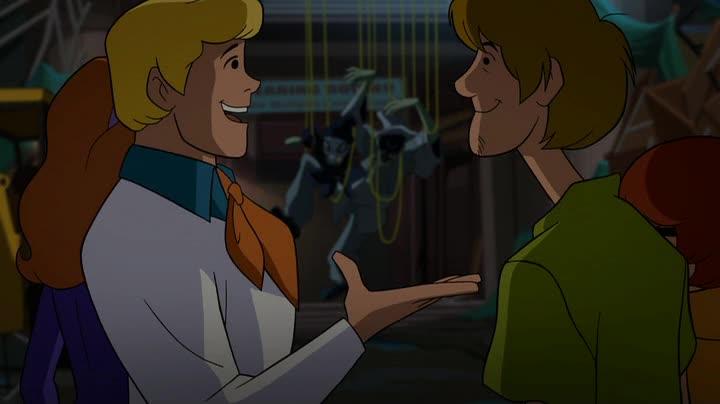 Scooby Doo a Batman   Spolu a odvazne 2018 Cz dab