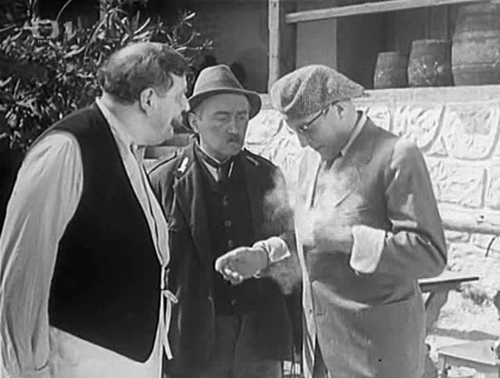 Kdyz burian prasil 1940 CS film