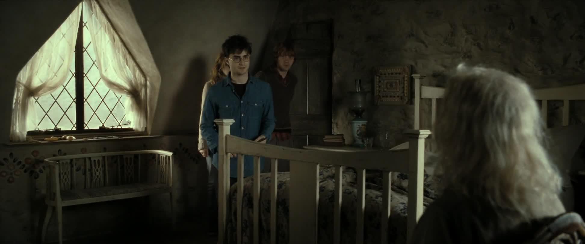 Harry Potter 8 a Relikvie Smrti cast 2 2011 CZ dab