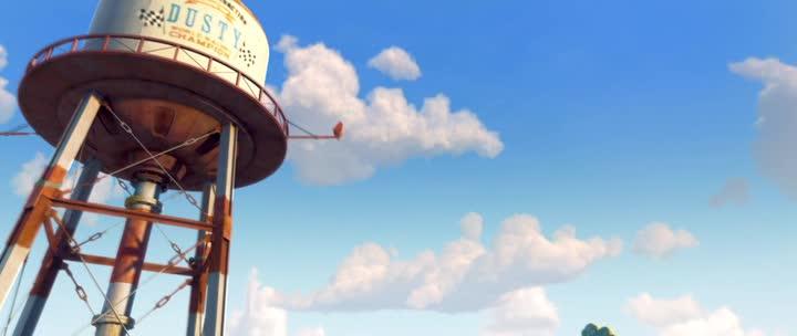 Letadla 2  2014 CZ dabing  animovany