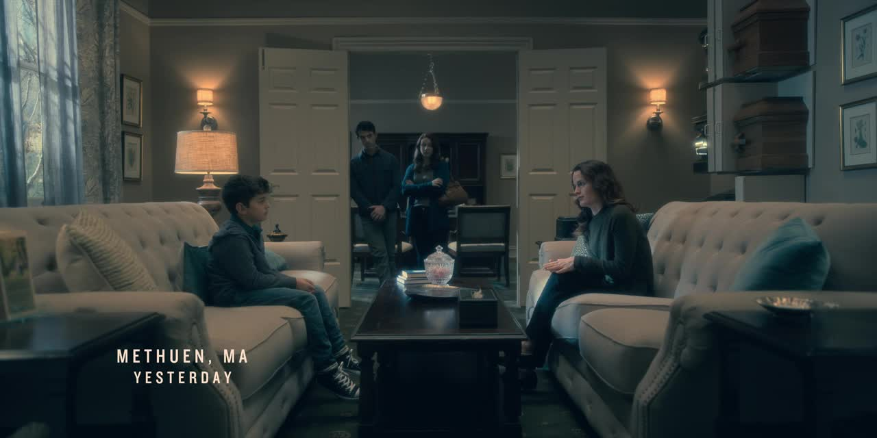 The Haunting of Hill House S01E02 CZ titulky 720p
